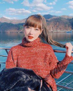 พลอยชมพู สลัดภาพสาวผมตรง เปลี่ยนลุคเป็นสาวสุดแซ่บ สวยมากกก