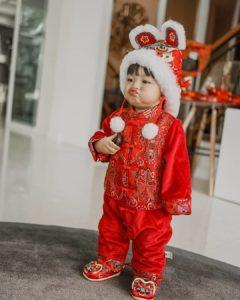 ส่องแฟชั่น ต้อนรับวันตรุษจีน ของน้อง ไทก้า