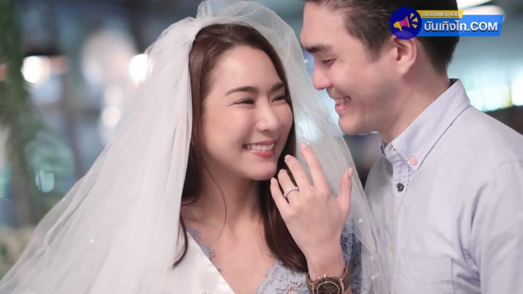 นักแสดงสาว จักจั่น Say Yes